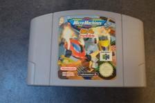 Nintendo 64 game Micro machines 64 los spel