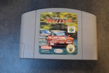 Nintendo 64 game Top gear rally 2  losse cassette