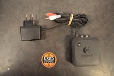 Logitech Wireless Speaker Adapter BlueTooth set met adapter