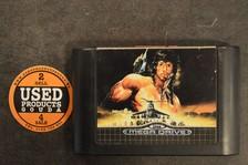 Sega mega Drive game Rambo III