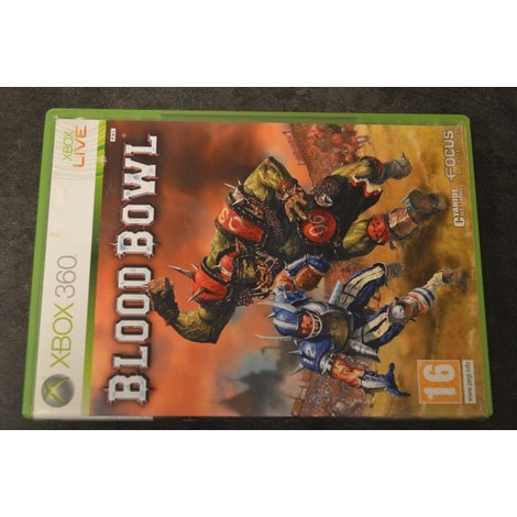 Xbox 360 Game Blood Bowl
