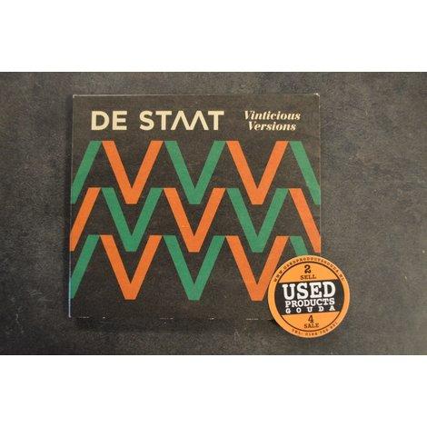 CD De Staat Vinticious Versions