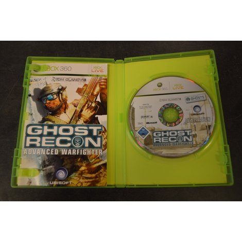 Xbox 360 game Ghost Recon