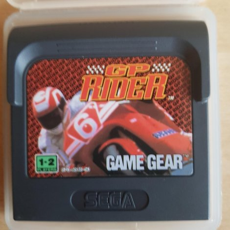 Sega Game Gear GP Rider
