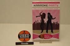 DVD Karaoke Party NIEUW in seal
