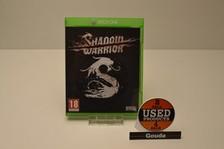 Xbox One Game Shadow Warrior