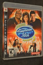 PS3 Game American Idol Encore 2