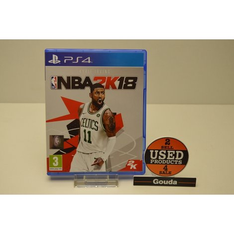 Ps4 game NBA2K18