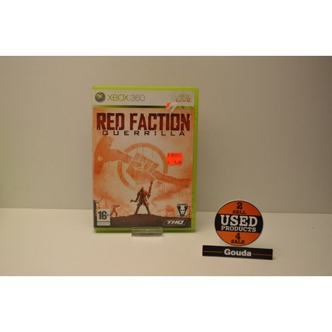 XBox 360 game Red Faction Guerrilla