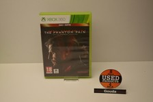 XBox 360 game Metal Gear Solid V The Phantom Pain
