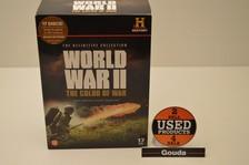 DVD Box World War II The Color of War (17 dvd box)