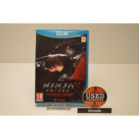 Wii-U game Ninja Gaiden 3 Razors Edge