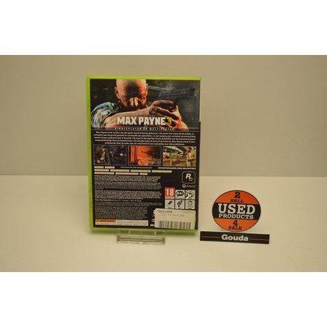 Xbox 360 Game Max Payne 3