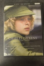 DVD Box Charles Dickens Collection 10 DVD's