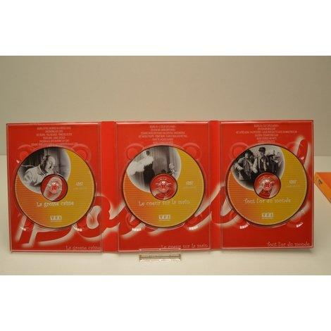 DVD Box Bourvil 3 DVD's NL