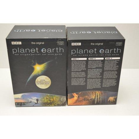 DVD Box BBC Planet Earth The Original 6 DVD's