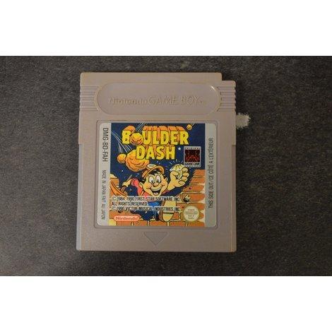 Game Boy game Boulder Dash