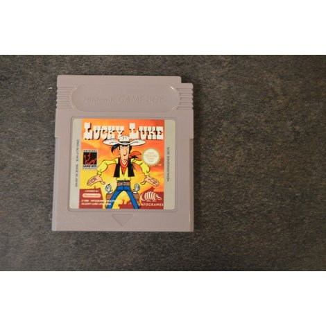 Game Boy game Lucky Luke