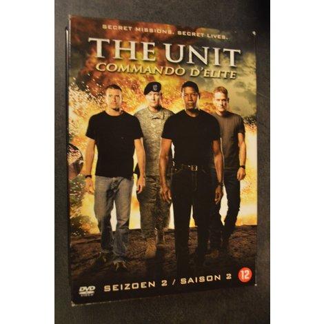 DVD Box The Unit seizoen 2
