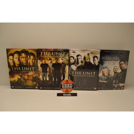 DVD Box The Unit seizoen 3 Nieuw in seal