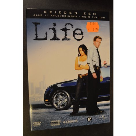 DVD Box Life seizoen 1