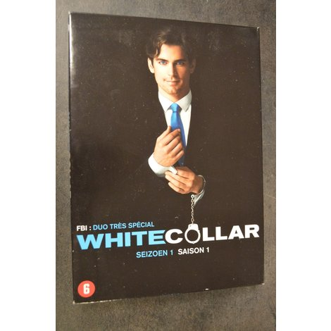 DVD box White Collar seizoen 1