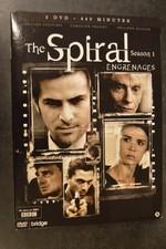 DVD box The Spiral seizoen 1