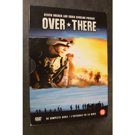 DVD Box Over There The complete serie