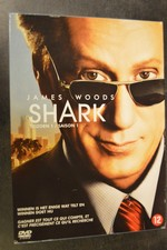 DVD box Shark seizoen 1