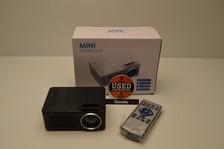 LED Mini Projector Beamer Nieuw in doos