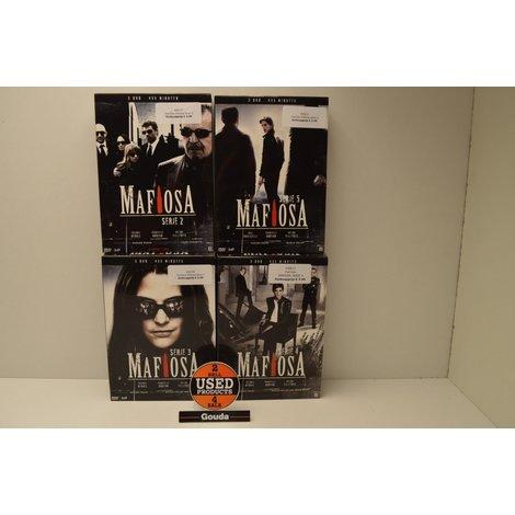 Dvd box Mafiosa serie 4