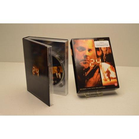 Dvd box 24 seizoen 5