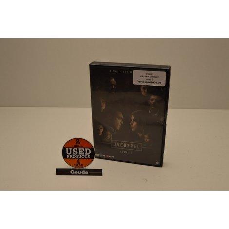 Dvd box overspel