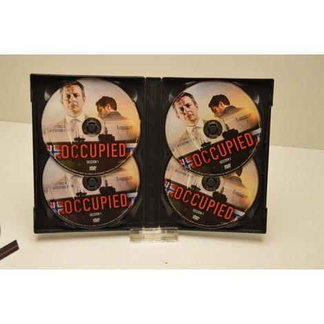 Dvd box Occupied seizoen 1