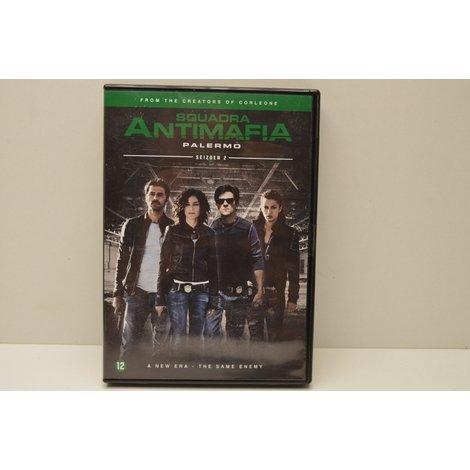 Dvd box Squadra Anti Mafia seizoen 2