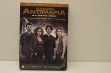 Dvd box Squadra Anti Mafia Seizoen 4