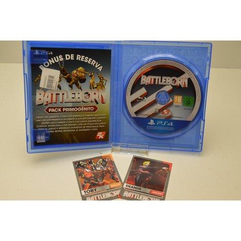 Playstation 4 game Battleborn