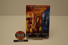 DVD Box Resident Evil Trilogy