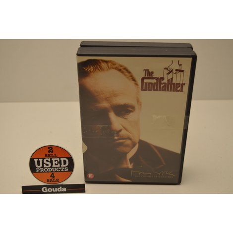 DVD set The Godfather deel 1&2&3