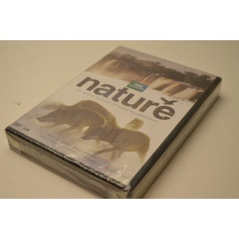 DVD Box BBC Earth Nature NIEUW in seal NL Ondertiteld