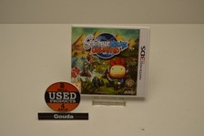 Nintendo 3DS game Scribble Nauts Unlimited met boekje