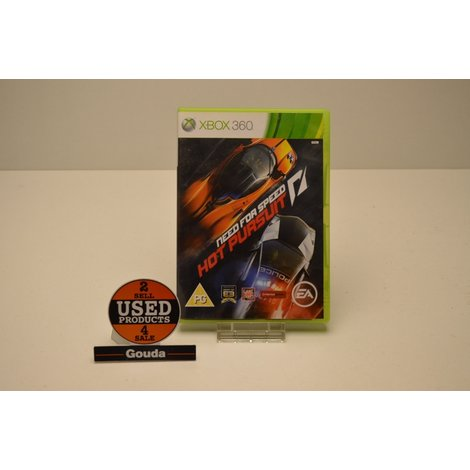 Xbox 360 game Need For Speed hot pursuit