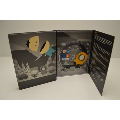 DVD Box South Park seizoen 1