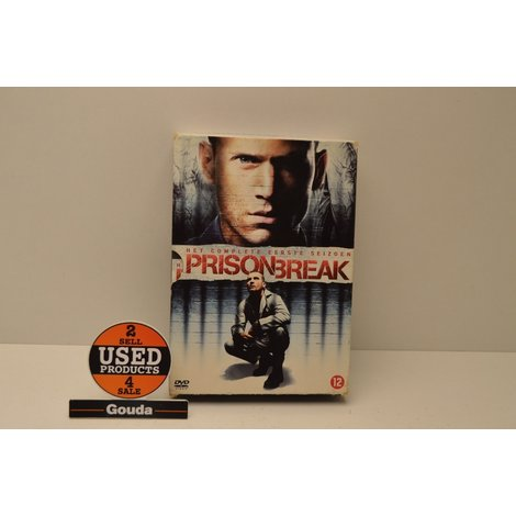 DVD Box Prison Break seizoen 1