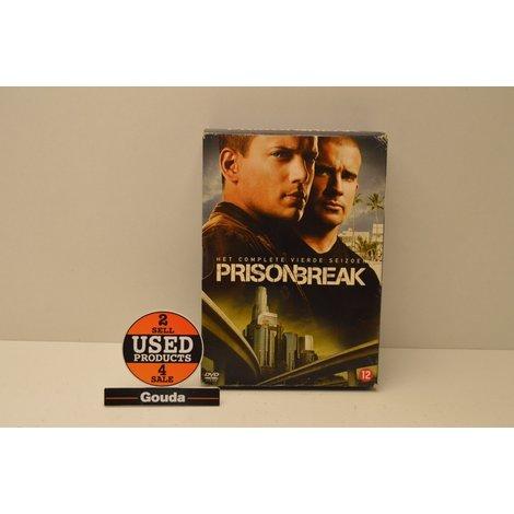 DVD Box Prison Break seizoen 4