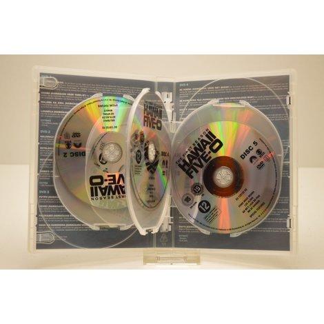DVD box Hawaii Five-O seizoen 1