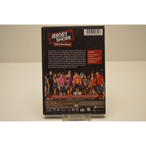 DVD box Jersey Shore seizoen 5