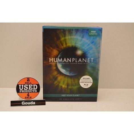 Blu Ray Box BBC Earth Human Planet Meet Your Planet