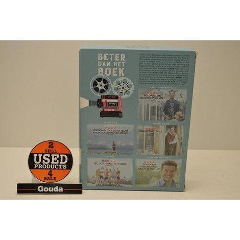 DVD box Beter dan het Boek  5 DvD Box