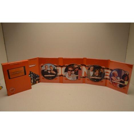 Dvd box Koefnoen seizoen 1 t/m 3